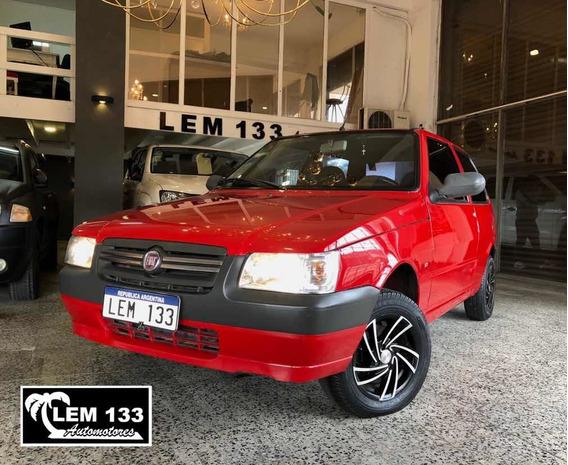 Fiat Uno Fire 1.3 Nafta 3ptas Excelente, Anticipo $
