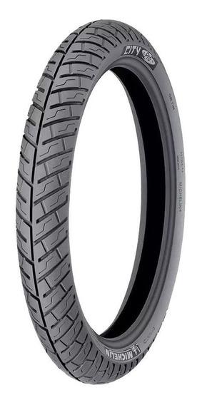 Pneu Dianteiro Michelin 2.75-18 48p City Pro Tt Cg / Hunter