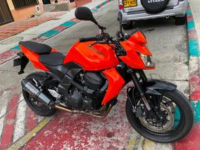 Kawasaki Z750 Naranja