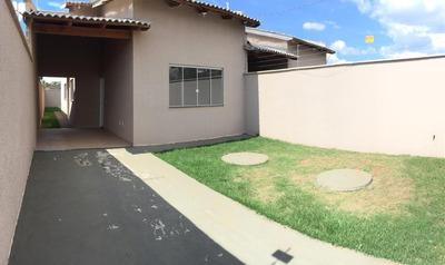 Casa Em Jardim Buriti Sereno, Aparecida De Goiânia/go De 84m² 2 Quartos À Venda Por R$ 159.000,00 - Ca238783