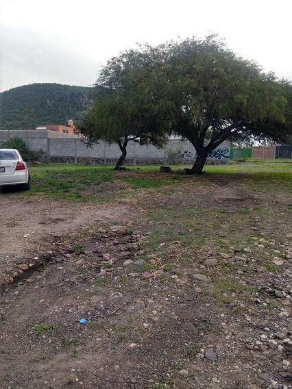 Terreno Habitacional En San Juan Del Río, Granjas Banthí