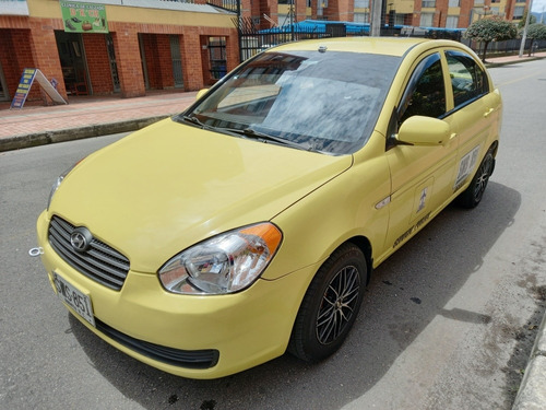Hyundai Accent 2011 1.4 Gls 4 P