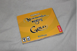 Juego Pc - Neverwinter Nights Gold - Atari - 4 Discos