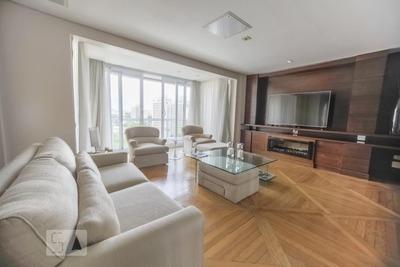 Apartamento No 9º Andar Mobiliado Com 2 Dormitórios E 3 Garagens - Id: 892859498 - 159498