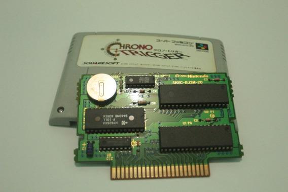 Chrono Trigger Original Para Super Nintendo Frete Gratis