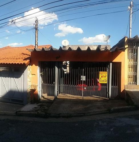 Casa À Venda, 140 M² Por R$ 350.000,00 - Vila Mangalot - São Paulo/sp - Ca1547