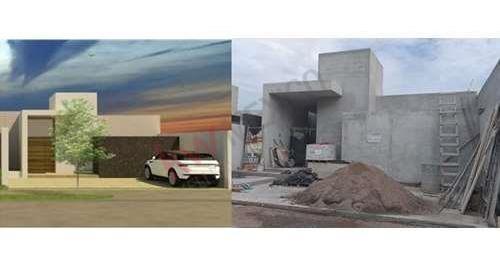 Casa En Preventa Fraccionamiento Monterra Con Vigilancia Las 24hrs
