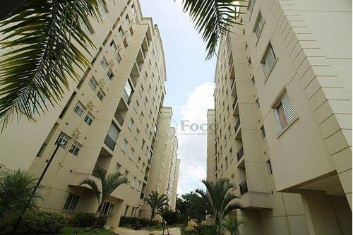 Imagem 1 de 28 de Apartamento À Venda, 53 M² Por R$ 345.000,00 - Jardim Brasil - São Paulo/sp - Ap1171