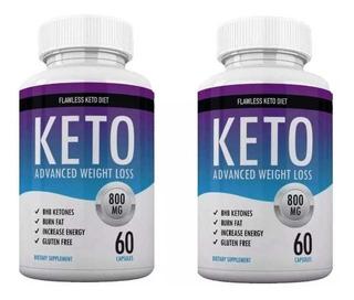 Keto Advance Weight Loss X 2 Frascos.