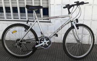 Bicicleta Mountain Bike Aita Rollaway Rodado 24 Unica Joya
