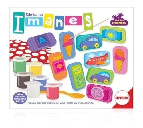 Fabrica De Imanes Con Mis Manos 0023 Antex- Educando-
