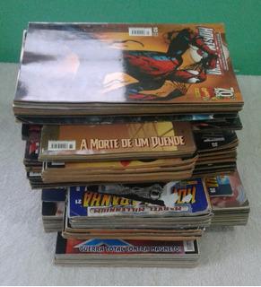 Hq Marvel Millennium - Homem-aranha /panini Lote 48 Revistas