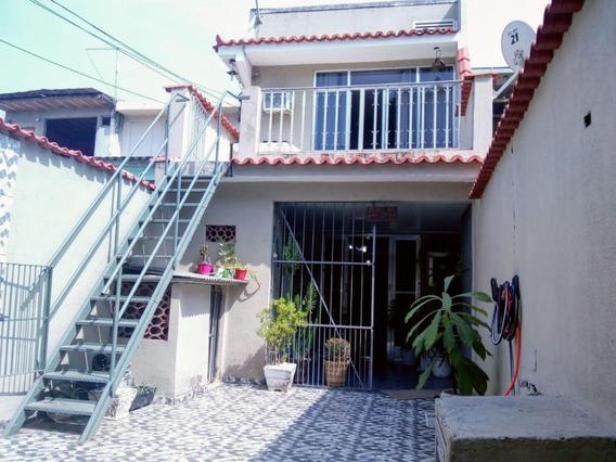 Casa Com 3 Dormitórios À Venda, 84 M² Por R$ 200.000 - São Vicente - Belford Roxo/rj - Ca0281