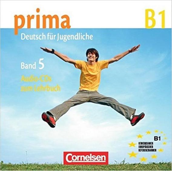 Prima B1 - Audio-cd - Band 5 - Cornelsen