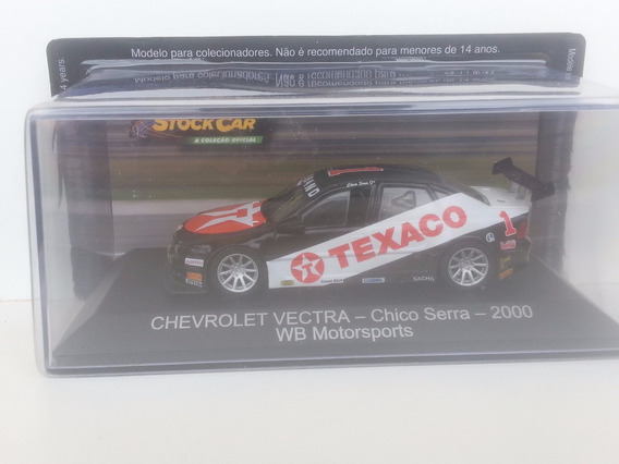 Miniatura Stock Car Vectra Chico Serra 1/43 1/43 Brasil
