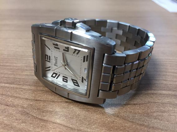Relógio Piaget Upstream, Aço, Automático.