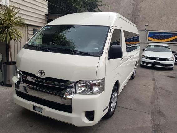 Toyota Hiace 2015 Mt 15 Pas