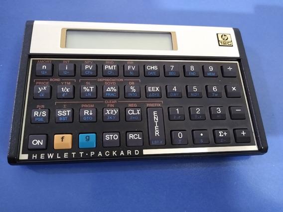 Calculadora Financeira Hp 12c Gold ( Para Retirar Peças)