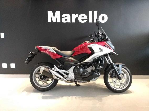 Honda Nc 750 X 750x Abs 2019 Vermelha (r)