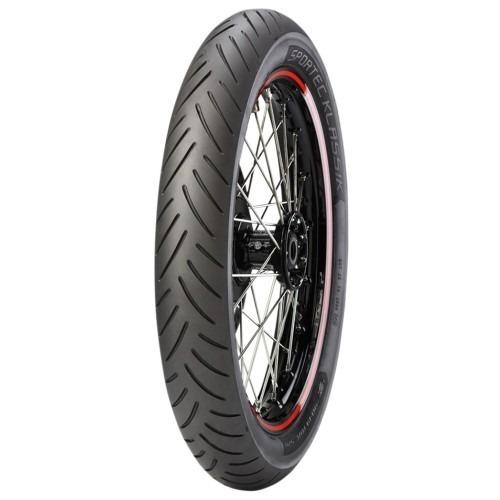 Pneu Metzeler Honda Cbx 250 Twister Yamaha Fazer 250 - Diant