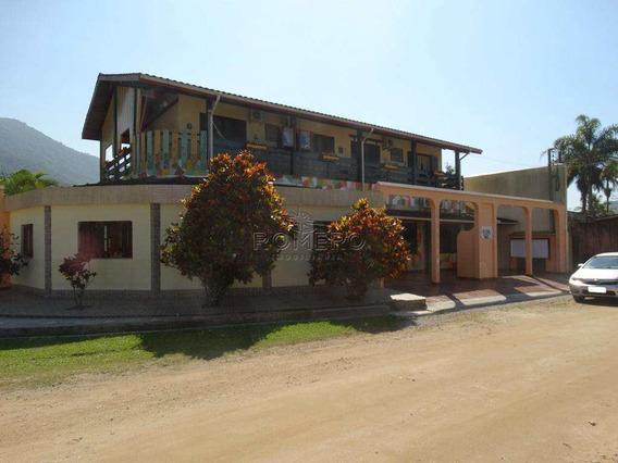 Conjunto De Apartamentos, Praia Lagoinha, Ubatuba, R$ 1.350.000 - V743