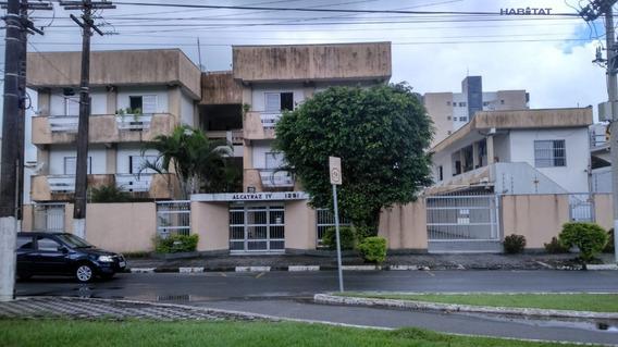 Apartamento Para Alugar No Bairro Centro Em Mongaguá - Sp. - 2054-2