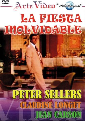 Imagen 1 de 1 de La Fiesta Inolvidable - Peter Sellers, Claudine Longet