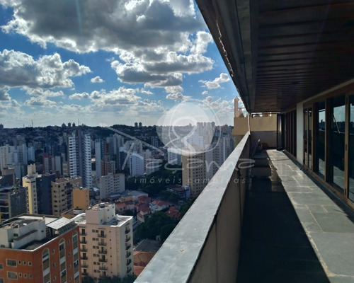 Imagem 1 de 11 de Apartamento Para Venda No Cambuí Em Campinas - Imobiliária Em Campinas - Ap02884 - 33757760