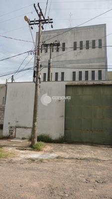Barracão Á Venda E Para Aluguel Em Parque São Paulo - Ba001487