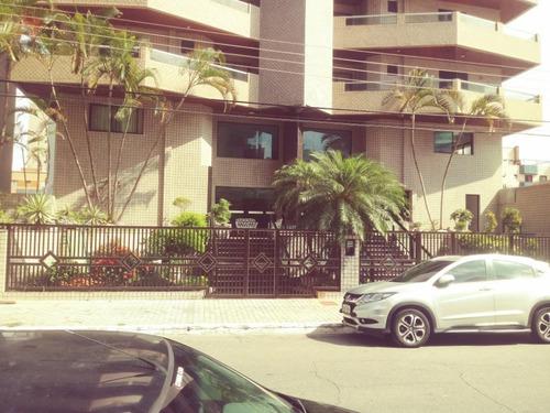 Apartamento À Venda, 68 M² Por R$ 225.000,00 - Tupi - Praia Grande/sp - Ap0925