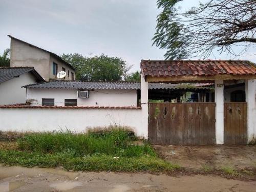 Casa Com Entrada De 45 Mil + Parcelas, Em Itanhaém Ref: 5939