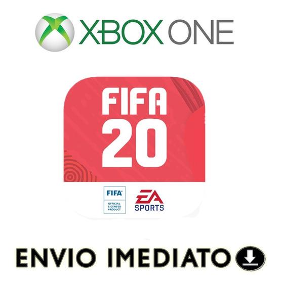 Fifa 2020 Xbox One Mídia Digital