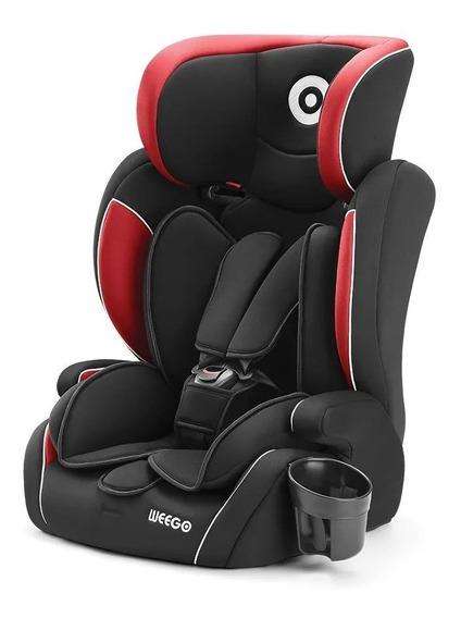 Cadeira Para Auto Vermelho Weego 4005