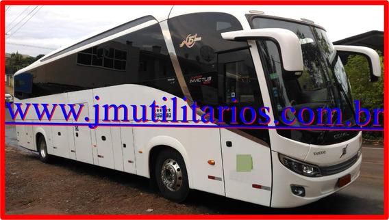 Comil Invictus Ano 2016 Volvo B340 46l Rodoviario Jm Cod.138