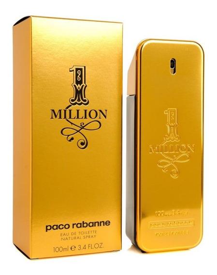 One Million 100 Ml Eau De Toilette Spray De Paco Rabanne
