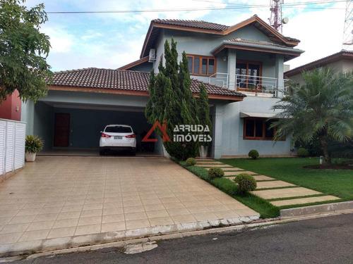 Imagem 1 de 30 de Casa De Condomínio Com 4 Dorms, Condomínio Jardim Theodora, Itu - R$ 1.89 Mi, Cod: 42520 - V42520