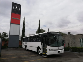 Autobus Escolar Transporte De Personal Urbano