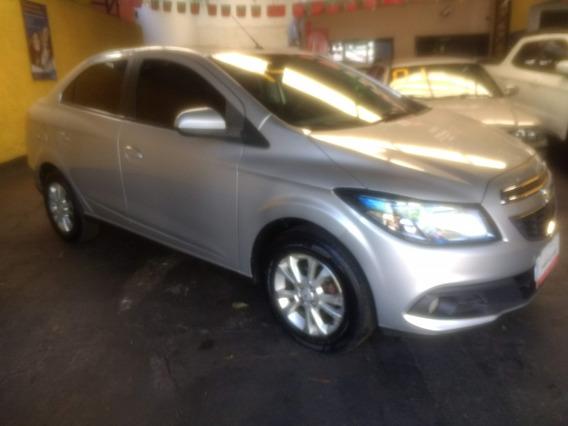 Chevrolet Gm Prisma Ltz 1.4 Prata 2015