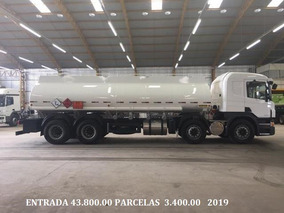 P310/320 Bitruck 2019 Com Tanque 23 Mil Litros