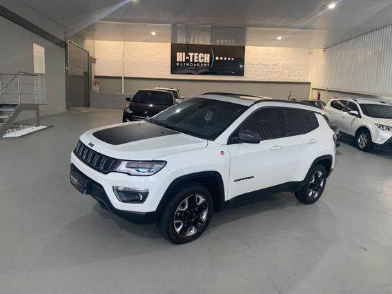 Jeep Compass Trailhawk 2017 - Blindado Hi Tech Niii-a