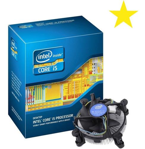 Imagem 1 de 4 de Processador Intel Core I5 3470 Max 3.6ghz + Cooler Lga 1155
