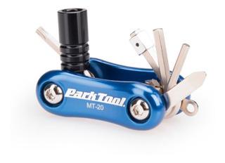 Kit Ferramentas Canivete Bike Park Tool Mt-20 C/ Aplic Co2