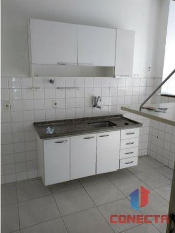 Apartamento Para Venda Em Vitória, Jardim Camburi, 3 Dormitórios, 1 Suíte, 2 Banheiros, 2 Vagas - 52295