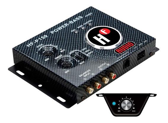 Epicentro Restaurador De Bajo 1 Perilla Hf Audio Hfp150