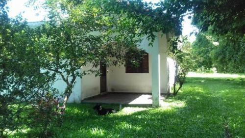 Chácara Com 02 Dormitórios No São Fernando Em Itanhaém -5214