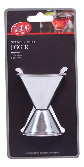 Encargues Usa Jigger De Acero Inoxidable Tablecraft Cocktail