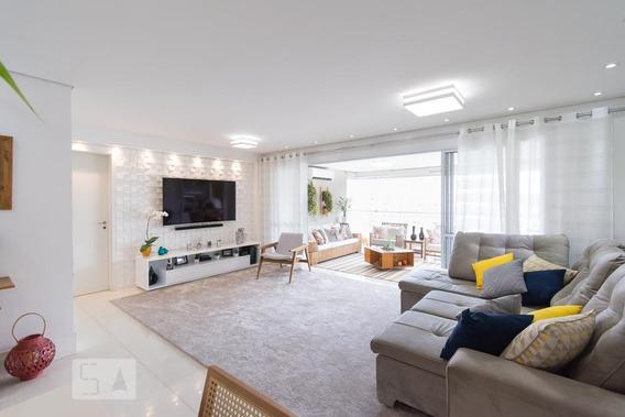 Apartamento Para Aluguel - Santo Amaro, 3 Quartos, 160 - 892998573