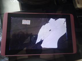 Tablet Philco Rosa 7a R111a Funcionado Para Retirada De Peça