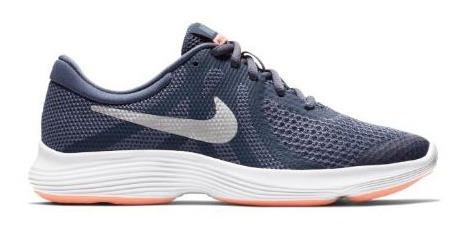 Tênis Nike Revolution 4 Gs- Infantil 943306-500 Original