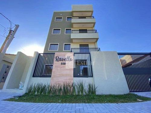Apartamento Garden 02 Quartos No Bom Jesus, São José Dos Pinhais - Gd0442